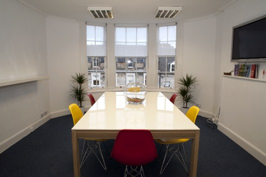Meeting and training room, Hanover Street, Edinburgh
